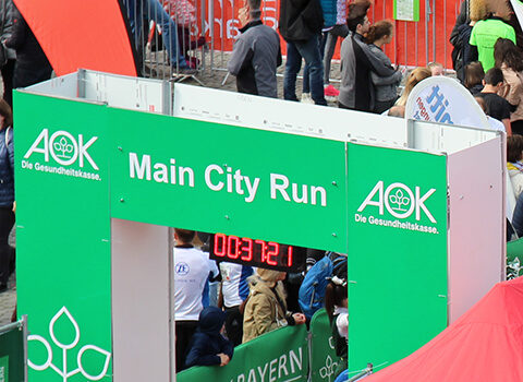 Main City Run 2019